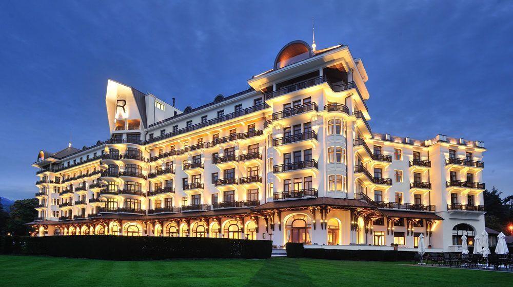Label Palace pour le Royal Evian.