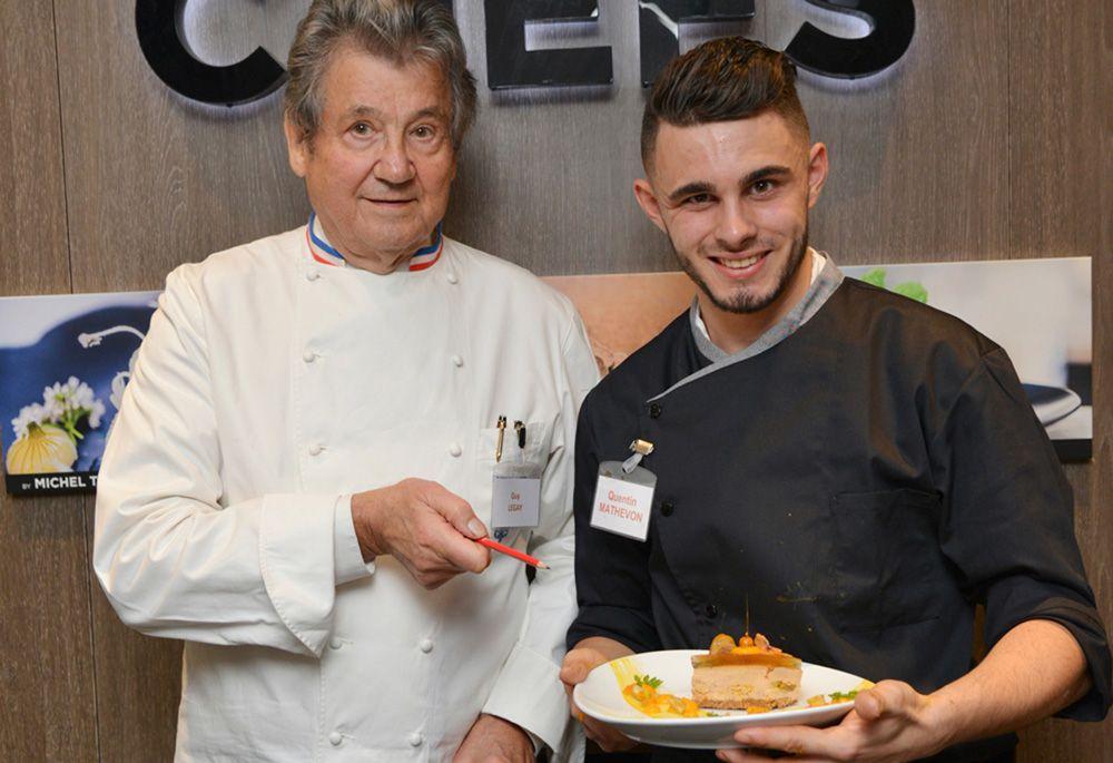 Challenge foie gras