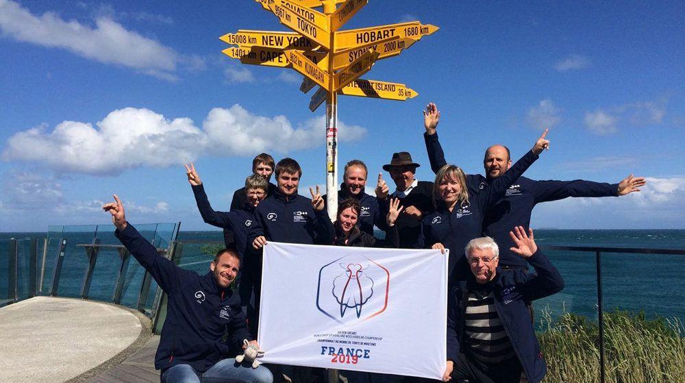 La France en Nouvelle-Zélande