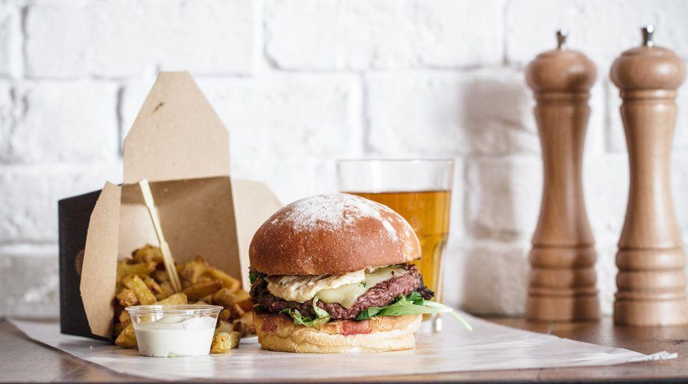Burger Guy & Son