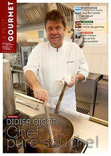 version feuilletable Le Petit Gourmet 58
